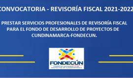 Convocatoria Revisoría Fiscal