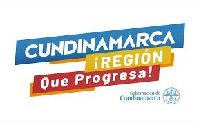 logotipo gobernación de Cundinamarca